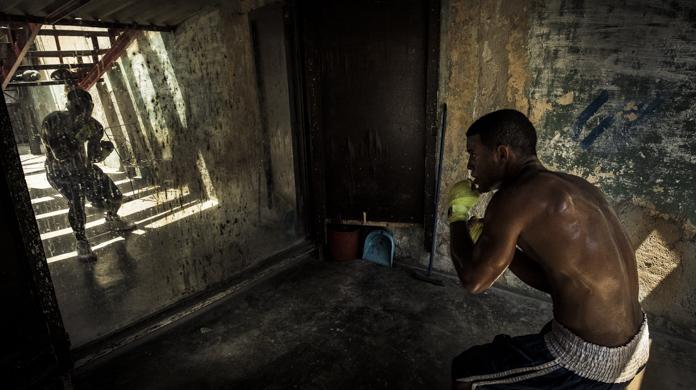 Boxing in Cuba