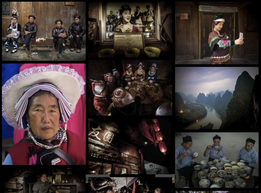 China Tribes photographic tour