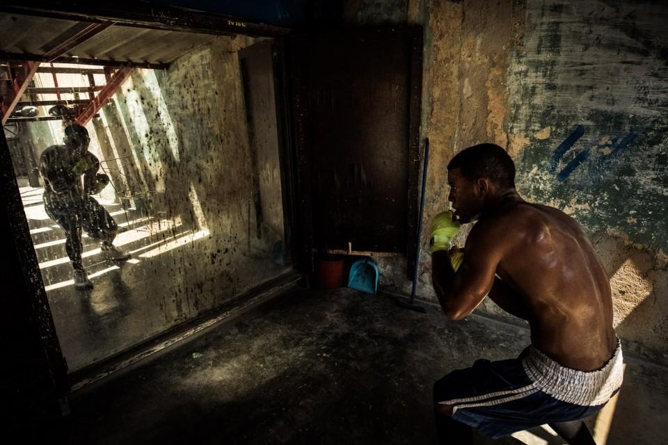 Fighting against the mirro in Havana