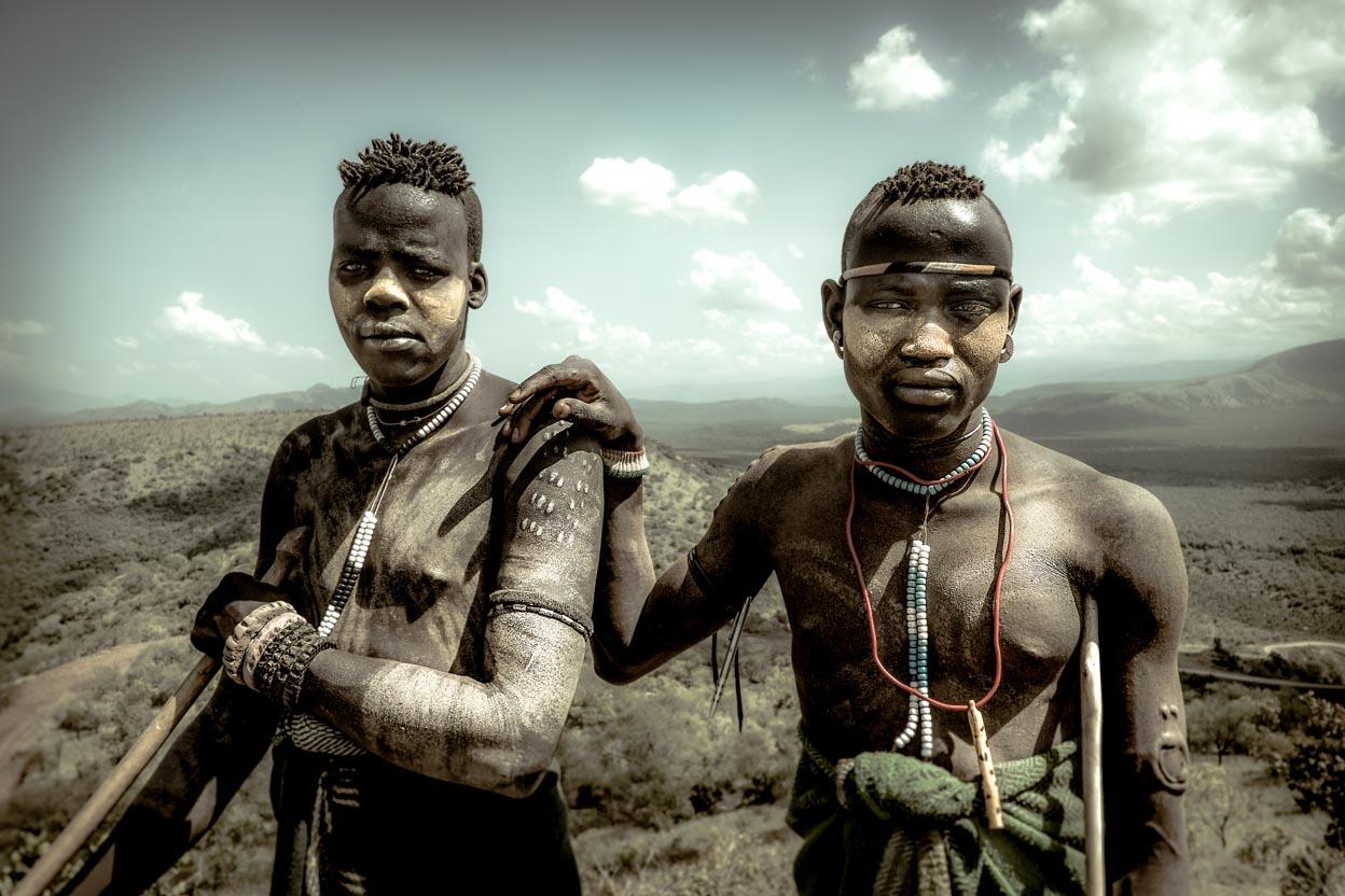 Tribe People portrait Photo Tour