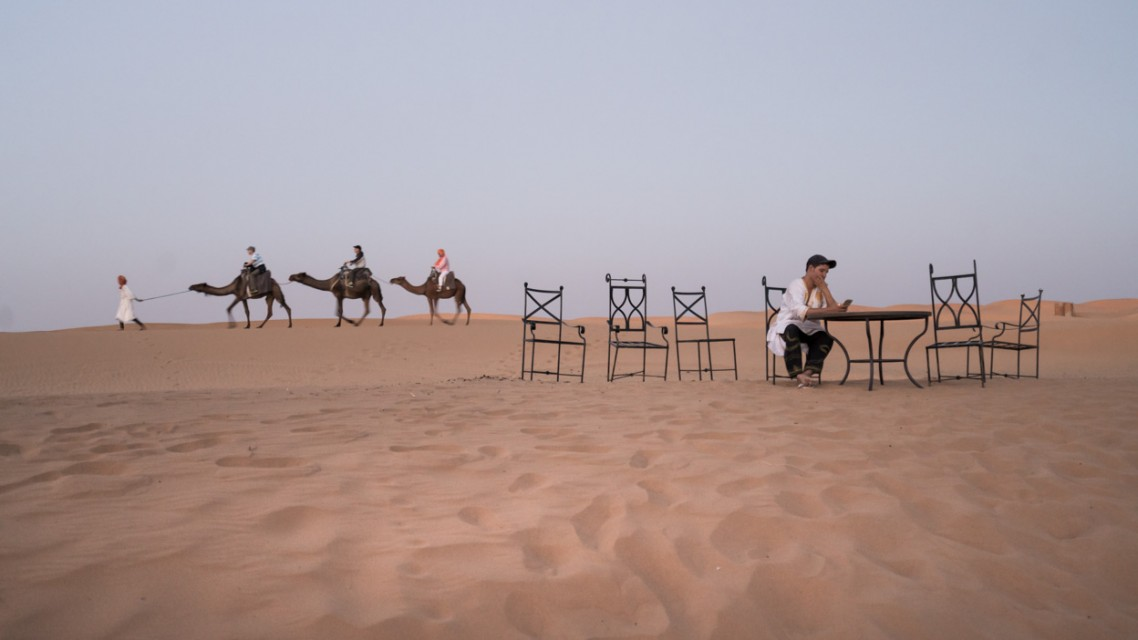 photo tour in moroco desert
