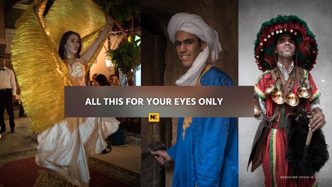 Models Morocco Photo Tour