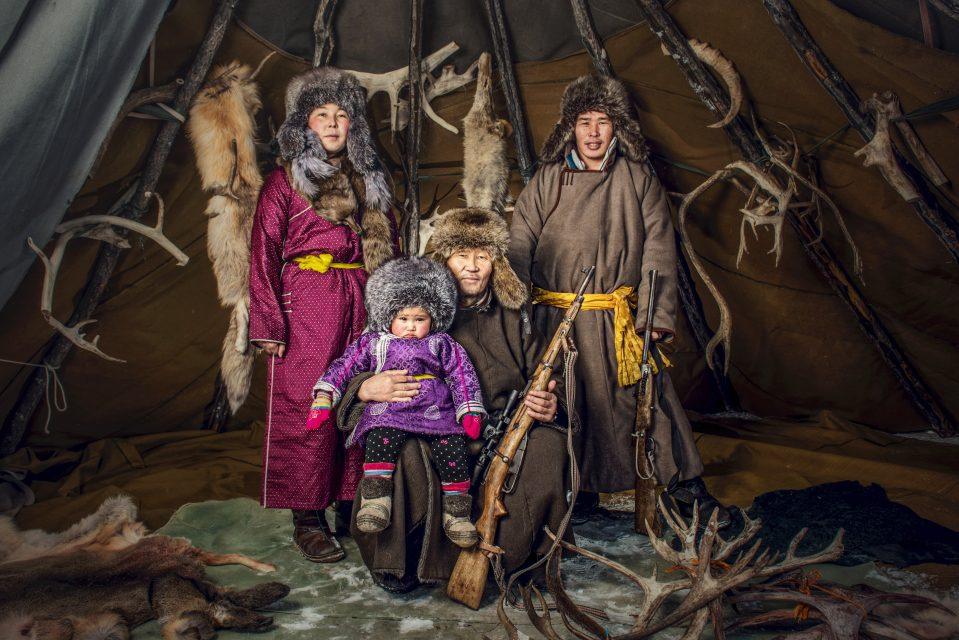 Mongolia Photo Tour Rendeer Herders