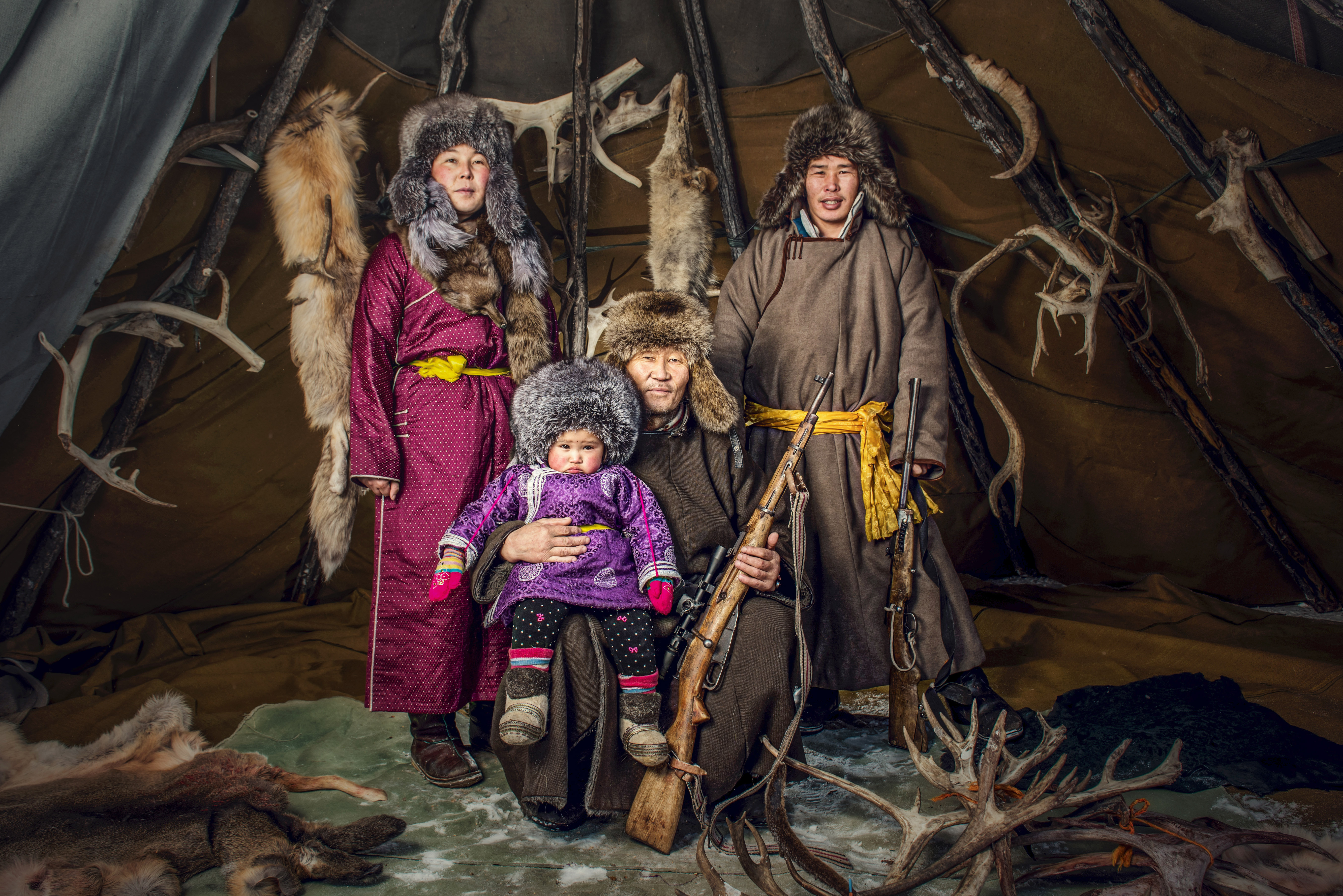 Mongolia Photo Tour Rendeer Herders