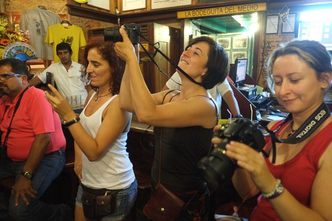 Cuba phtogrphy workshop